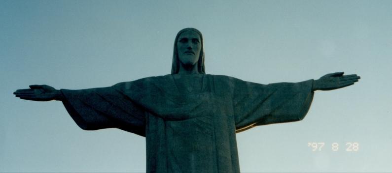 Corcovado 1997 brasil