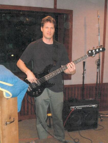 Johnnyo in studio circa 2006