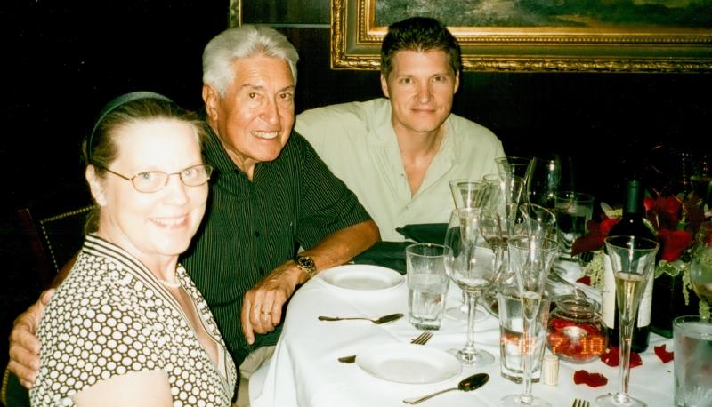 mom's birthday 2008