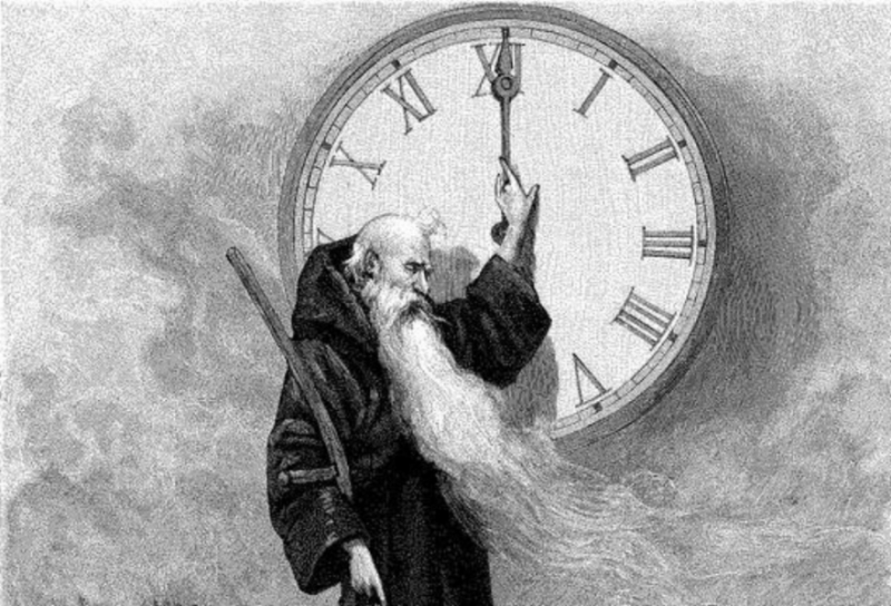 Image result for father time
