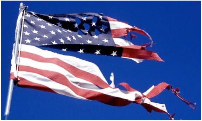 flag split